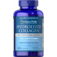 Hydrolyzet collagen (180 таблетс)