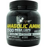 Anabolic Amino 5500 Mega Caps (400 капсул)