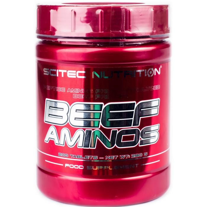 Beef Aminos (200 таблетс)