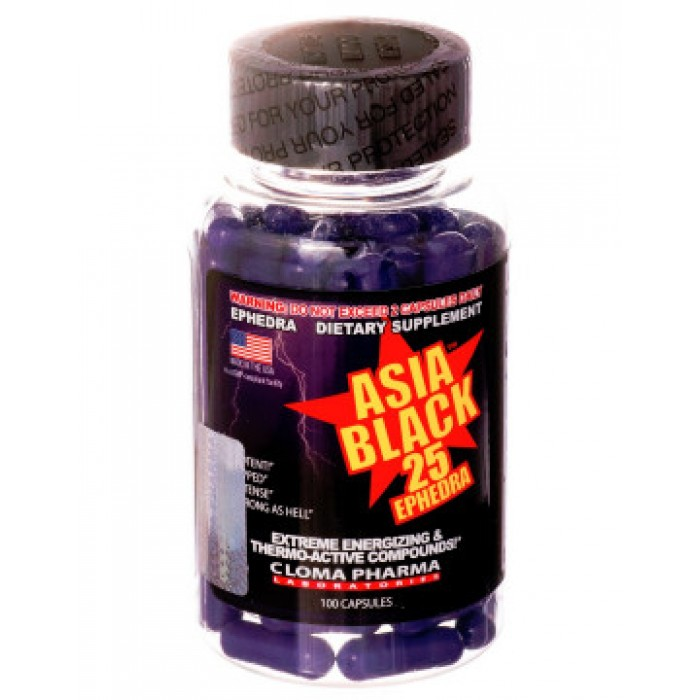 Asia Black (100 капсул)
