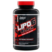 Lipo 6 Black (120 капсул)