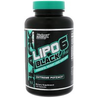 Lipo 6 Black Hers (120 капсул)