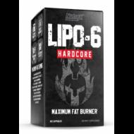 Lipo-6 Hardcore - 60 капс