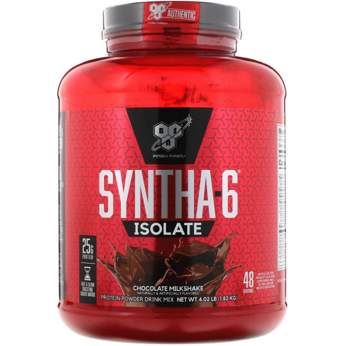 Syntha-6 Isolate (1.8 кг)