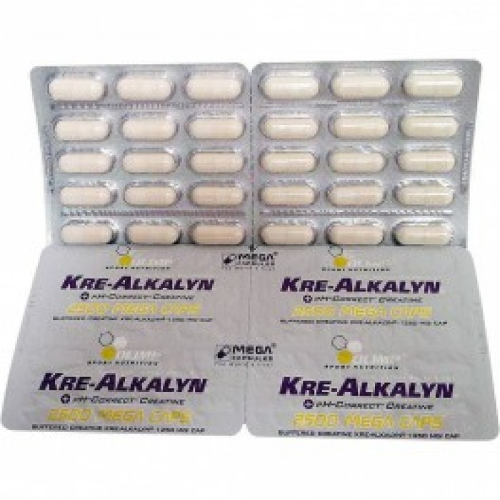 Kre-Alkalyn 2500 Mega Caps (30 капсул)