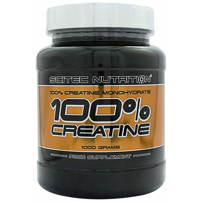 100% Creatine Monohydrate (1 кг)