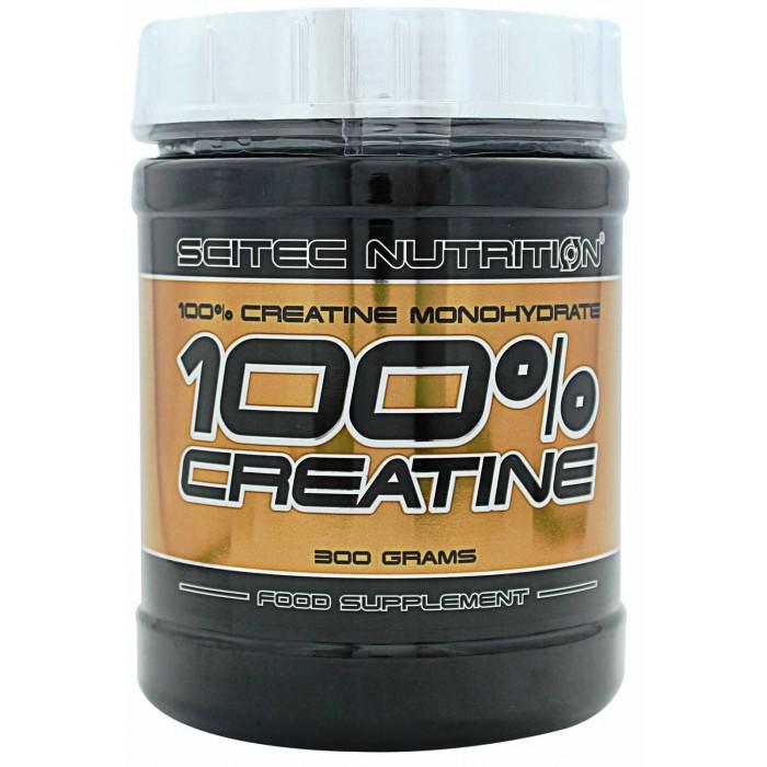 100% Creatine Monohydrate Scitec (300 грамм)