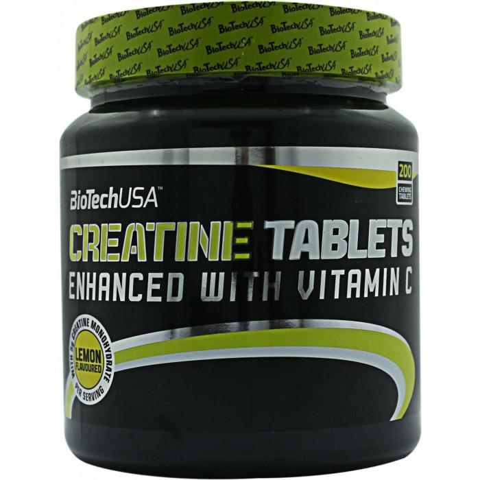 Creatine Tablets (200 таблетс)