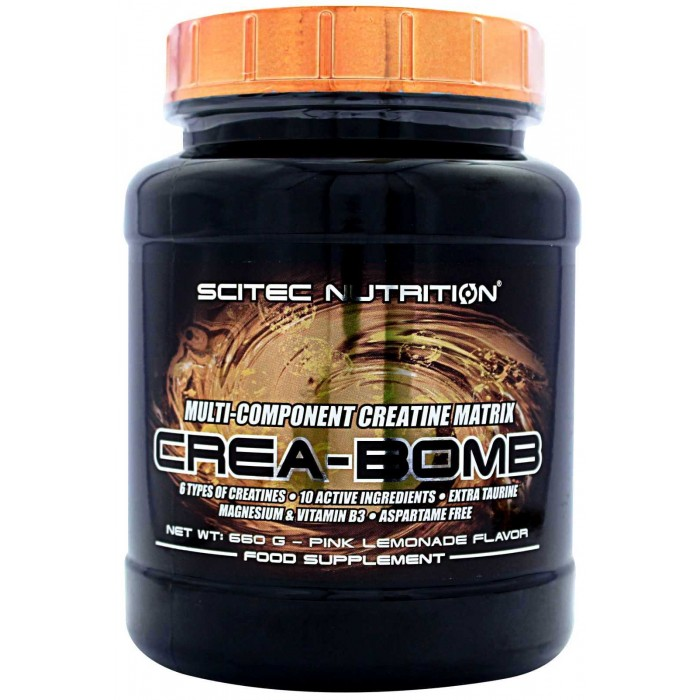 Crea-Bomb (660 грамм)