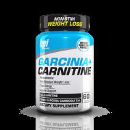 Garcinia + Carnitine (60 caps)
