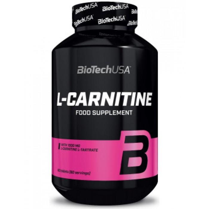 L-Carnitine 1000 mg (60 таблетс)