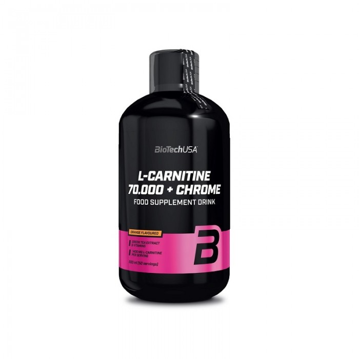 L-Carnitine 70 000 + Chrome (500 мл)