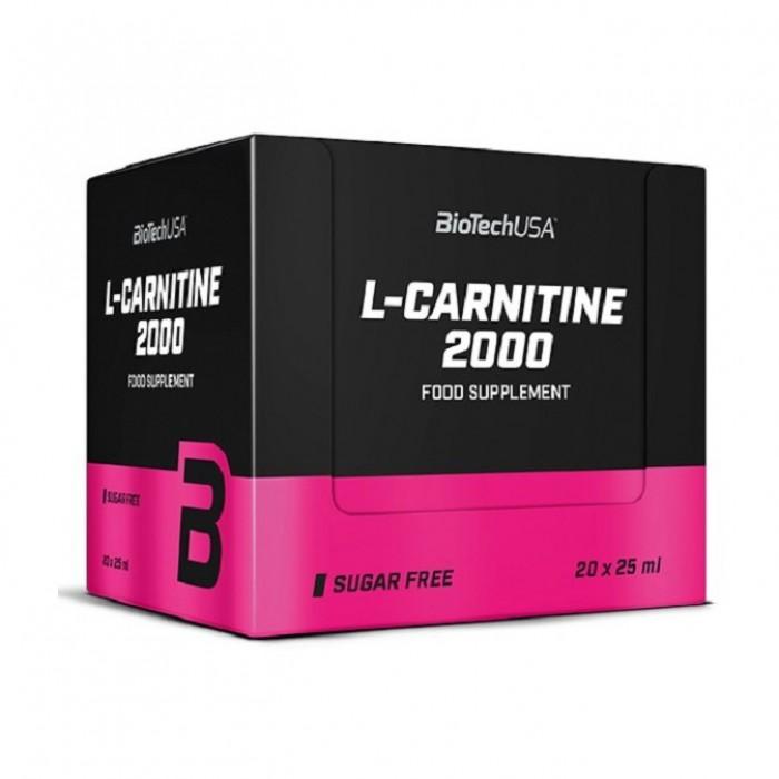 L-Carnitine Ampule 2000 (20*25 мл)