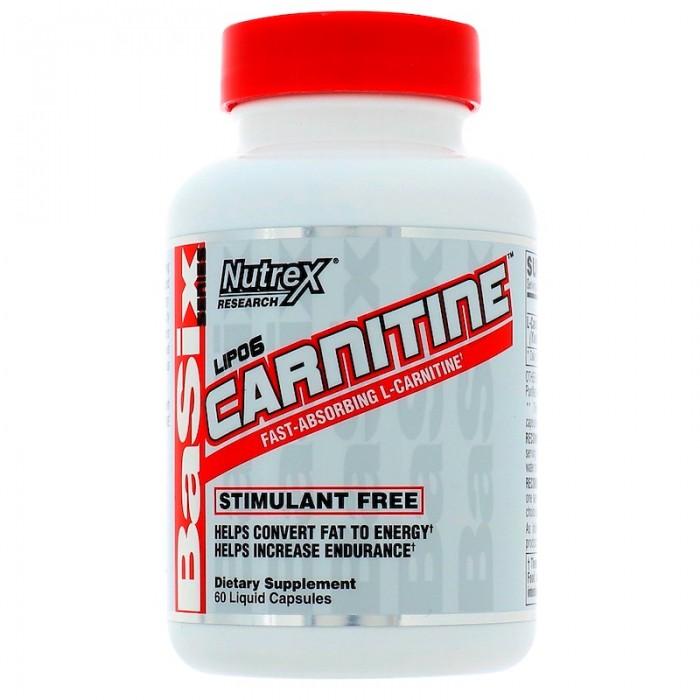 Lipo 6 Carnitine (60 капсул)