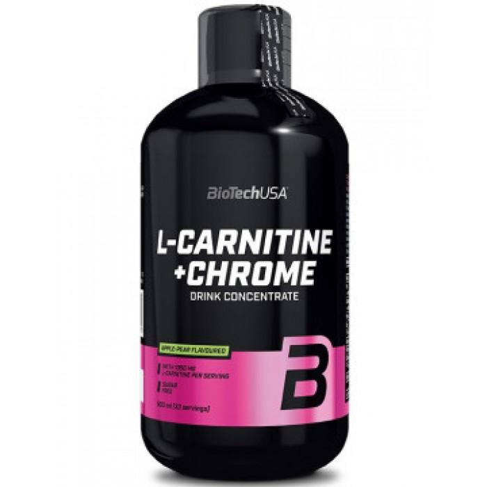L-Carnitine 35 000 + Chrome (500 мл)
