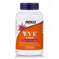 Now Eve Women's Multiple Vitamin Softgels 90 caps