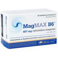 MagMax B6 (50 таблетс)