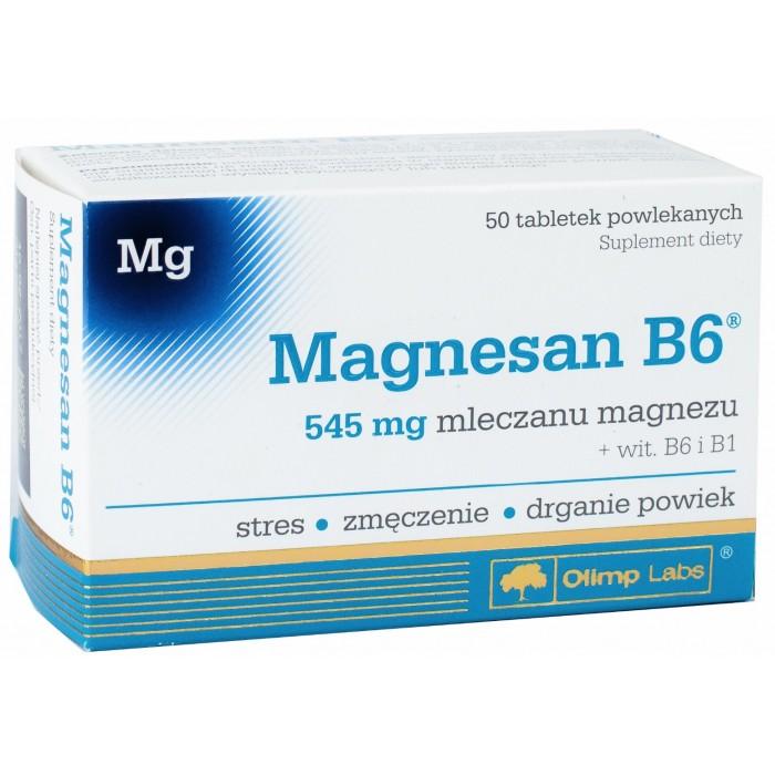 Magnesan B6 (50 таблетс)