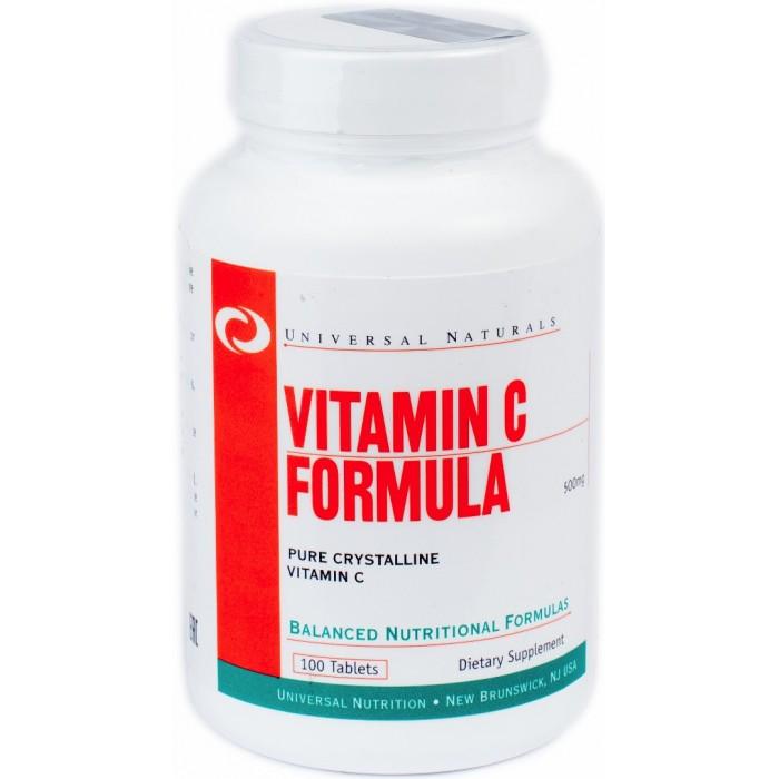 Vitamin C Formula (100 таблетс)