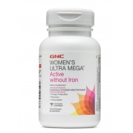 Womens Ultra Mega Active Without Iron (90 caplets)