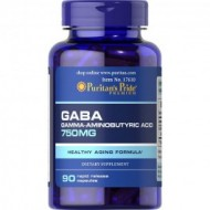 GABA 750 mg (90 капсул)