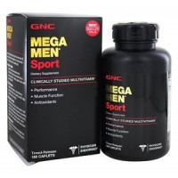 Mega Men Sport (180 капсул)