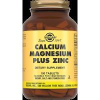 Calcium Magnesium Zinc (100 таблетс)