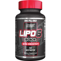 Lipo 6 black Ultra Concentrate (10 капсул)