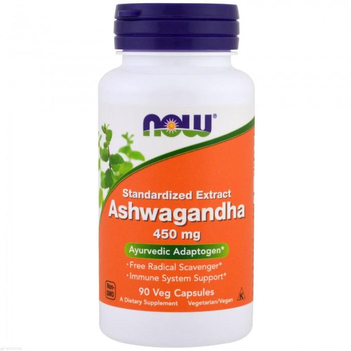 Ashwagandha 450 mg (90 veg капсулы)