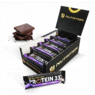 Протеиновый батончик Protein Bar 33% шоколад - 50 грамм блок - 25 штук