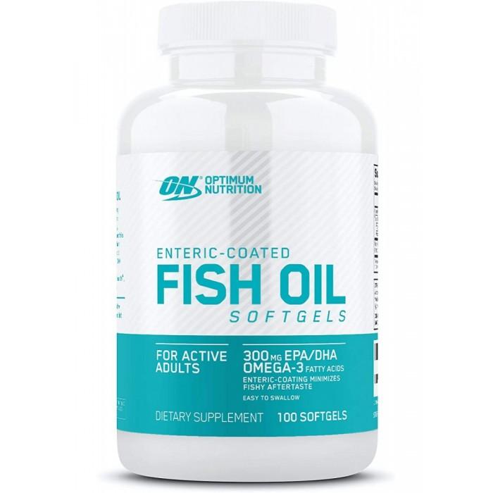 Fish Oil (100 капсул)
