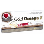 Gold Omega 3 65% (60 капсул)
