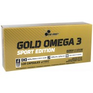 Gold Omega Sport Edition (120 капсул)