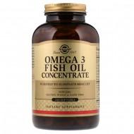 Omega 3 концентрат рыбьего жира (240 капсул)