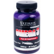 Ultimate Nutrition - Omega 3 (90 капсул)