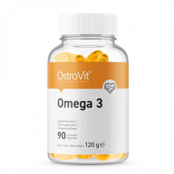 Omega 3 (90 капсул) Ostrovit