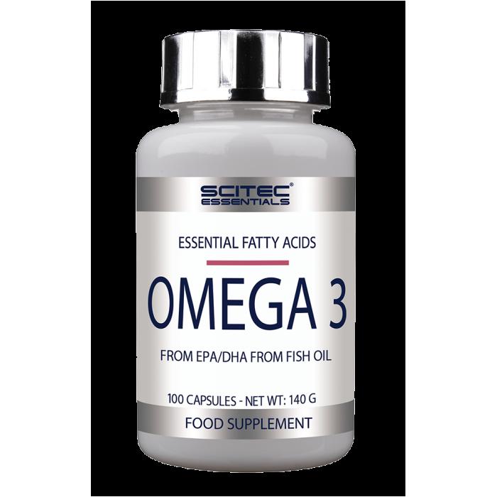 Omega 3 (100 капсул)