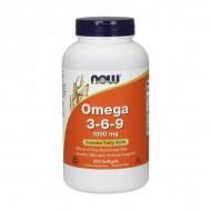 Omega 3-6-9 (250 капсул)
