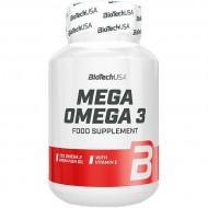 Mega Omega 3, 180 капсул