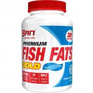 Premium Fish Fats Gold - 60 гелевых капсул