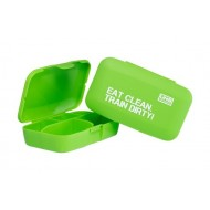 Таблетница PILL BOX (зеленая)