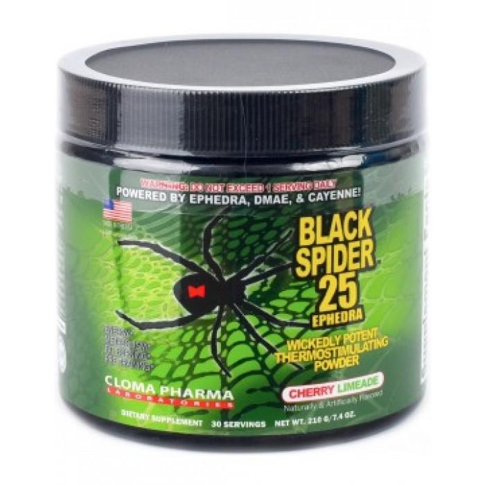 Black Spider (210 грамм)