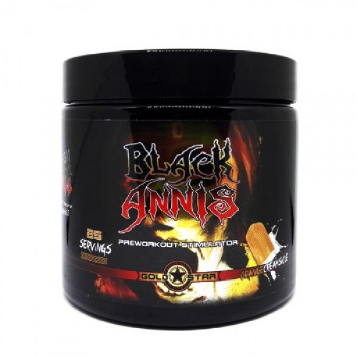 Black Annis 25 порций (150 грамм)