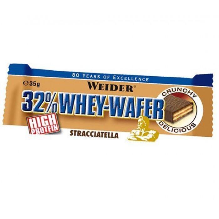 32% Whey-Wafer (35 гр) Stracciatella