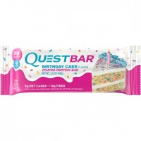 Quest Protein Bar birthday cake (60 грамм)