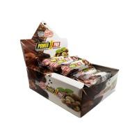 Блок Батончиков Power Pro 32% с орехами Nutella , 60 грамм БЕЗ САХАРА - 20 шт