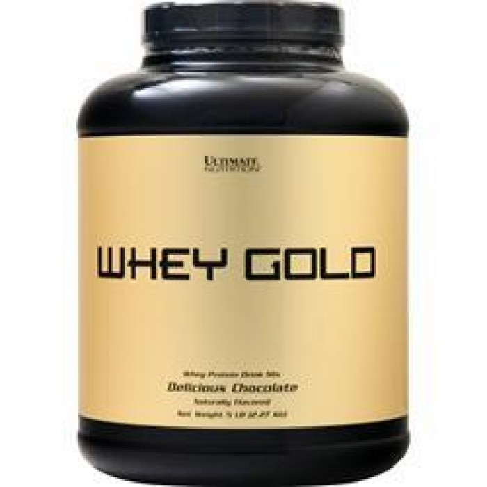 WHEY GOLD (2.27 кг)