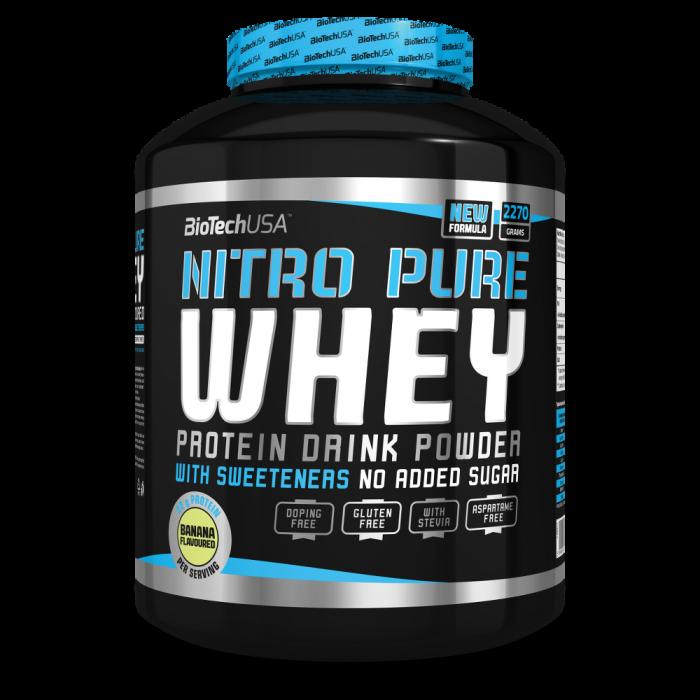 Nitro Pure Whey (2270 грамм)