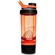 CASNO шейкер с контейнером 600 мл KXN-1199 Черно-оранжевый