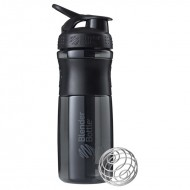 Шейкер Blender Bottle SportMixer (828 мл) - Black
